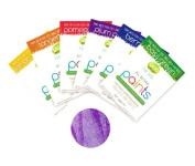 Glob Natural Paint 60ml Packet Plum Purple