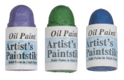 Jack Richeson Shiva Oil Paintstik, Summer, Set of 3