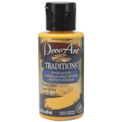 Raw Sienna Deco Art Traditions Artist Acrylic Paint 90ml Bottle