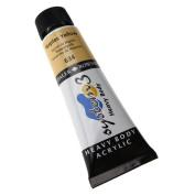 Daler-Rowney System 3 Heavy Body Acrylic 75 ml Tube - Naples Yellow