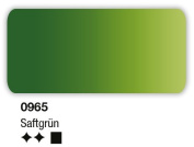 LUKAS Berlin Water Mixable Oil Colour 37 ml Tube - Sap Green