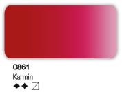LUKAS Berlin Water Mixable Oil Colour 37 ml Tube - Carmine