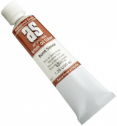 Art Spectrum Burnt Sienna Oil Tube, 40ml