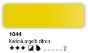 LUKAS Aquarell 1862 Watercolour Whole Pan - Cadmium Yellow Lemon