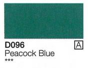Holbein Acryla Gouache Peacock Blue (A) 20ml