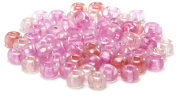 Beaders Paradise LT6EMIX140 Czech Glass Rose Mix 6/0 E-Beads in a Tube