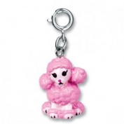 High Intencity CHARM IT! PINK POODLE Bracelet Charm