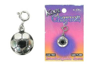 Koolcharmz Soccer Ball Dangling Charm