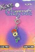 "Koolcharmz ""Cool"" Dangling Charm"