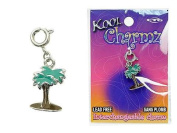 Koolcharmz Palm Tree Dangling Charm