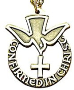 Confirmed in Christ Pendant