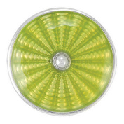 Ginger Snaps RADIUS - GREEN SN05-34 Interchangeable Jewellery Snap Accessory