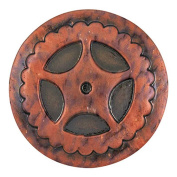 Ginger Snaps ANTIQUE COPPER GEAR SNAP SN04-26 Interchangeable Jewellery Snap Accessory