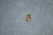 Floating Charm for Origami Owl Living Lockets- Pug
