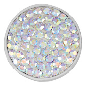 Ginger Snaps OPALESCENT SUGAR SNAP SN32-18 Interchangeable Jewellery Snap Accessory