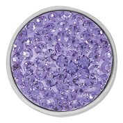 Ginger Snaps TANZANITE SUGAR SNAP SN32-05 Interchangeable Jewellery Snap Accessory