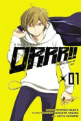 Durarara!! Yellow Scarves Arc, Volume 1
