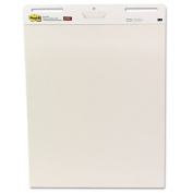 Post-it : Super Sticky Self-Stick Easel Pads, 25 x 30, White, 2 30-Sheet Pads per Carton -:- Sold as 2 Packs of - 2 - / - Total of 4 Each