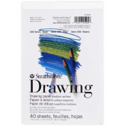 Strathmore 200 Taped Drawing Pad 5.5X8.5
