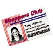 Fargo 81754 UltraCard PVC Card - CR-80 - 3.38 x 2.13 - Glossy