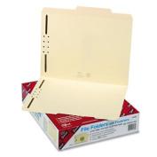 Folder, Two Fasteners, 2/5 Cut Right Centre, Top Tab, Letter, Manila, 50/Box