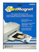 The Magnet Source PrintMagnet Inkjet Printable Magnetic Sheets letter size