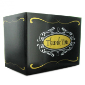 Thank You Script Gift Box - Large