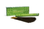 6 Box/Pack 120 Sticks total Darshan Patchouli Quality Incense Fragrance from India