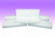 WaxwelTM Paraffin - 6 x 1-lb Blocks - Lavender Fragrance