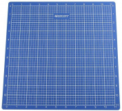 Westcott Self Healing Cutting Mat, Blue, 30cm x 30cm