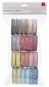 American Crafts Value Pack Ribbon, Bakers Twine Basics, 5-Yard Spool