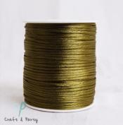Willow 2mm x 100 yards Rattail Satin Nylon Trim Cord Chinese Knot