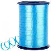 Morex Poly Crimped Curling Ribbon, 0.5cm by 500-Yard, Turquoise