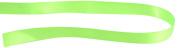 Kel-Toy Double Face Satin Ribbon, 2.2cm by 25-Yard, Neon Green