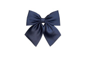 Plain navy blue ribbon TeenS Ever