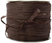 May Arts Ribbon, Brown Paper Rafia