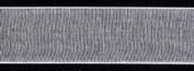 100 Yards Organza Single Faced Ribbon, 7/8 - White