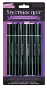Spectrum Noir Next Generation Purples Alcohol Markes 6-pack