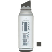Copic Wide Marker with Replaceable Nib, Warm Grey 9