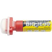 Zig 30mm Illumigraph Biggie Wide Tip Marker, Red