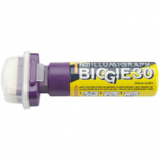 Zig 30mm Illumigraph Biggie Wide Tip Marker, Violet