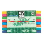 Zig Memory System Writer Carnival Lights Markers