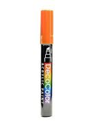 Marvy Uchida Decocolor Acrylic Paint Markers pumpkin [PACK OF 6 ]