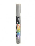Marvy Uchida Decocolor Acrylic Paint Markers silver [PACK OF 6 ]