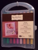 Recollections Signature Photo Marker Set, 18 Fine Point Set