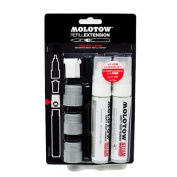 Molotow Refill Extension Kit 611EM