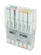 Copic Sketch Marker 12 Extra Colour Set Ex-3