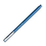 Wholesale CASE of 25 - Uchida LePen Micro Fine Plastic Point Pens-LePen Marker, Micro Fine Plastic Point, Blue