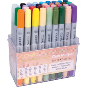 Copic Markers Ciao 36-Piece A Stamping Set