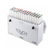 ShinHan Touch Twin Brush Marker Set 60B